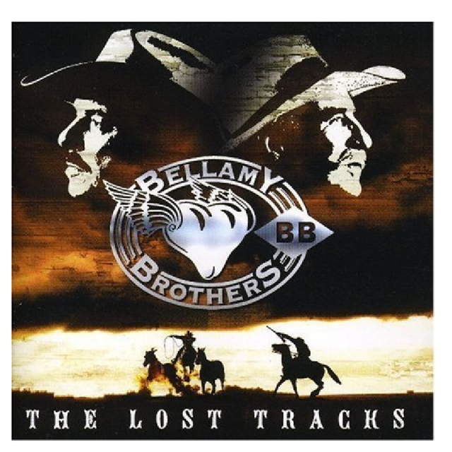 Bellamy Brothers CD- Lost Tracks